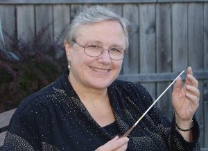 Maestrina Ruth E. Dwyer